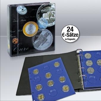 Für Euromünzen Sammelalbum Topset Alle Euromü Euromünzen